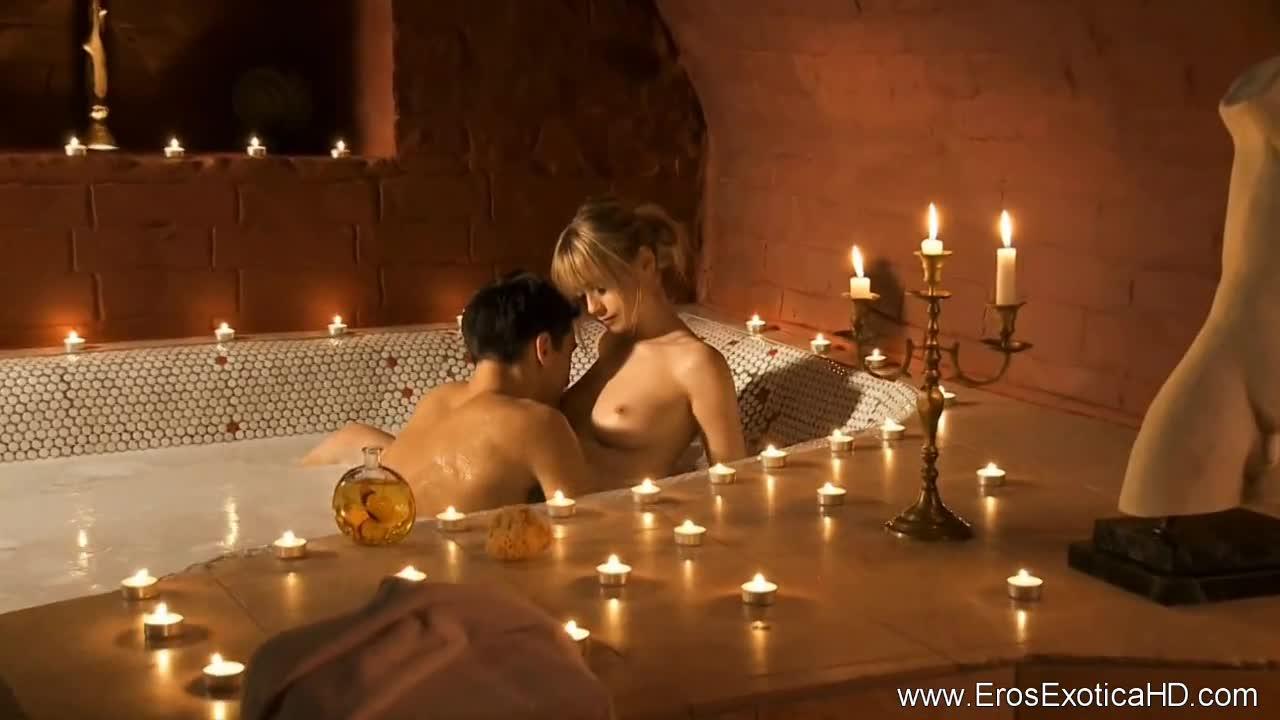 Порно при свечах онлайн