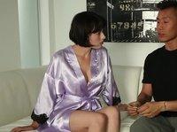 Оральный секс массажистки и китайца
