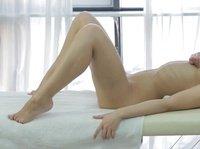 Оральный секс на сеансе массажа