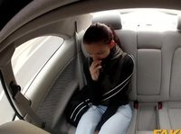 Многочасовое катание в  такси с забавной пассажиркой