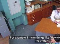 Лучше не предаваться любви у доктора в кабинете