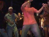Грязные танцы со шлюшками
