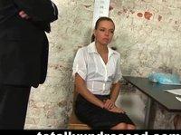 Трудоустройство в странную русскую фирмочку