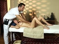 Страстный массаж от отличного мастера