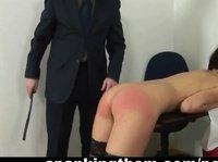 Наказал непутёвую сотрудницу