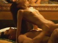 Страстный и приятный секс