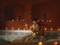 Вечер и секс при свечах