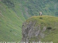 Две нежные лесби из горной немецкой деревеньки