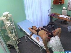 Приятный приём у гинеколога