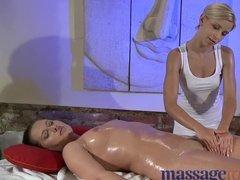 Подборка горячих удовлетворений клиенток на массаже