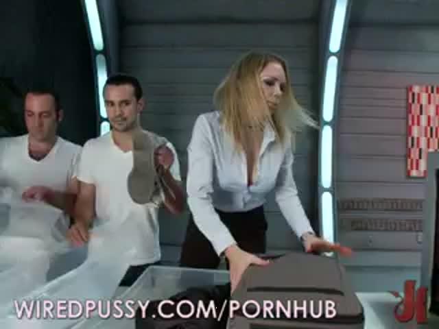 Порноприкол застали в расплох
